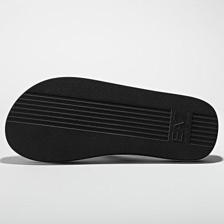 EA7 - Tongs XCQ004-XK196 Noir
