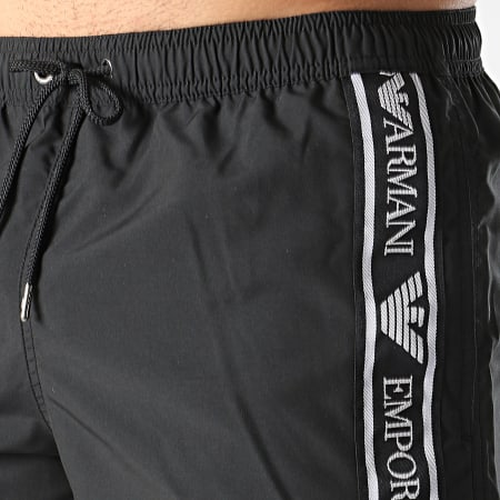 Emporio Armani - Short De Bain 211740-1P443 Noir