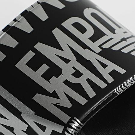 Emporio Armani - Claquettes X4PS04-XM762 Noir