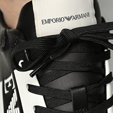 Emporio Armani - Baskets X4X264-XM712 Black Black