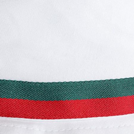 Flexfit - Bob Stripe 5003S Blanc