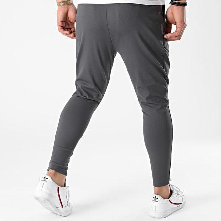 John H - Pantalon Jogging 2510 Gris Anthracite