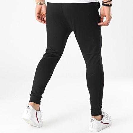 John H - Pantalon Jogging 2825 Noir