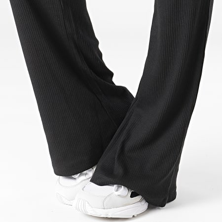 Noisy May - Pantalon Flare Femme Pasa Noir