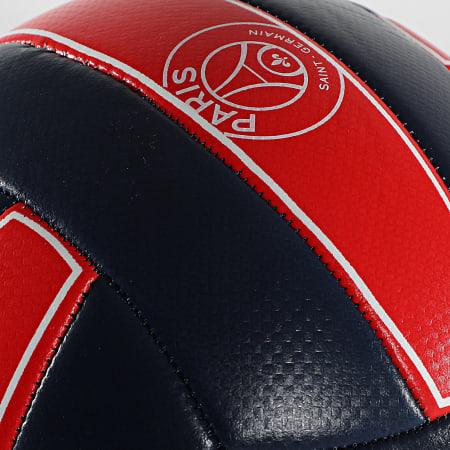 PSG - Ballon De Foot P13754 Bleu Marine Rouge