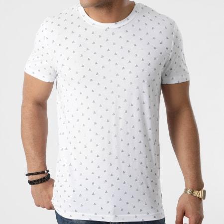 Tom Tailor - Tee Shirt 1025130-XX-12 Blanc