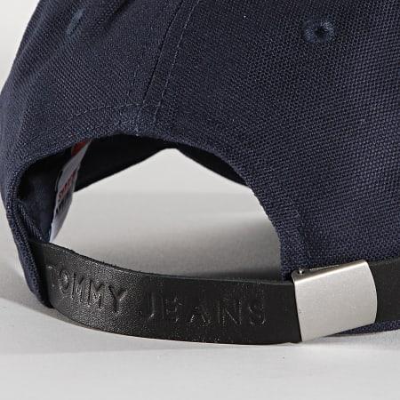 Tommy Jeans - Casquette Femme Heritage 9765 Bleu Marine