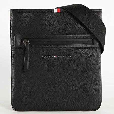 Tommy Hilfiger - Sacoche Essential Pu Crossover 7235 Noir