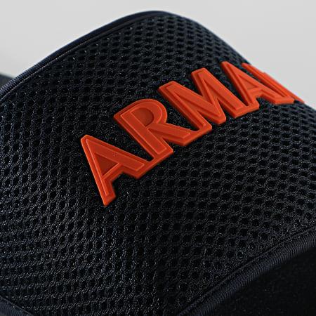 Armani Exchange - Claquettes XUP001-XV087 Bleu Marine