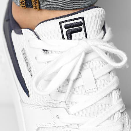 Fila - Baskets FX Ventuno Low 1011168 White Fila Navy