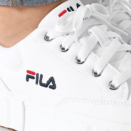 Fila - Baskets Femme Sandblast C 1011209 White