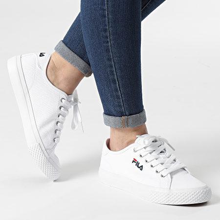 Fila - Baskets Femme Pointer Classic 1011269 White