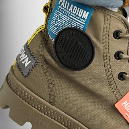 Palladium - Boots Pampa Lite Overlab Neon 77082 Dusky Green
