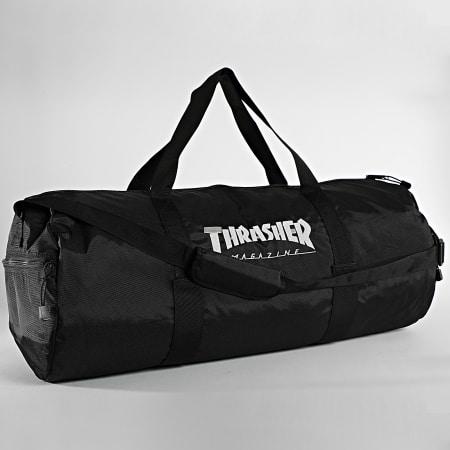Thrasher - Sac De Sport Duffle Noir