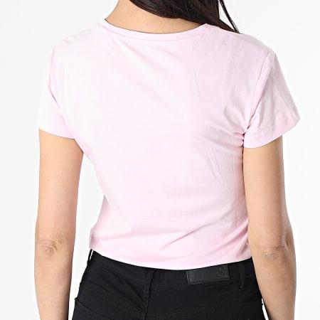 Guess - Tee Shirt Femme O1GA22-K8HM0 Rose