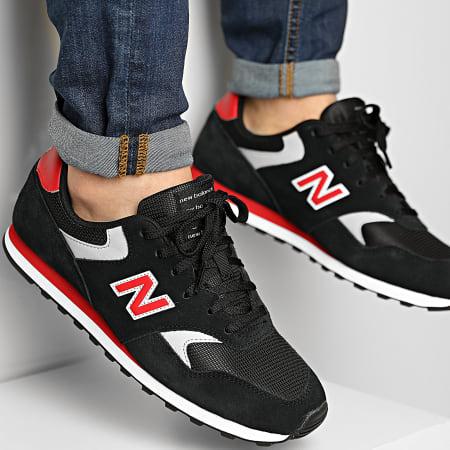 New Balance - Baskets Lifestyle 393 ML393VI1 Black