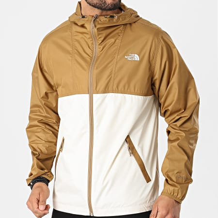 The North Face - Coupe-Vent Cyclone A55STG4L Camel Beige