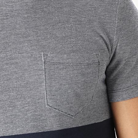 Tom Tailor - Tee Shirt Poche 1025124-XX-12 Bleu Marine