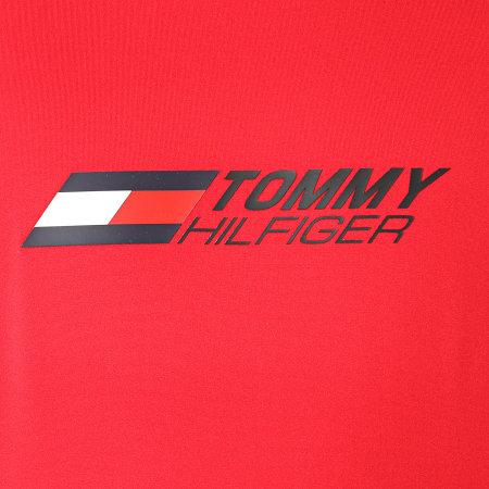 Tommy Sport - Débardeur Essentials Training 7229 Rouge
