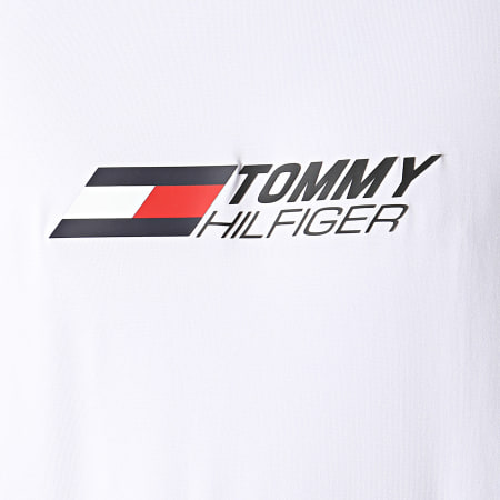 Tommy Sport - Débardeur Essentials Training 7229 Blanc