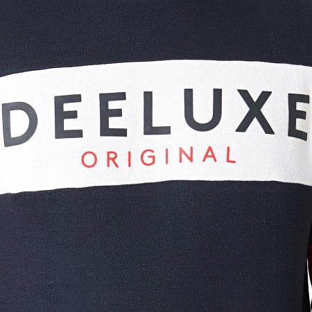 Deeluxe - Sweat Crewneck Texas Bleu Marine