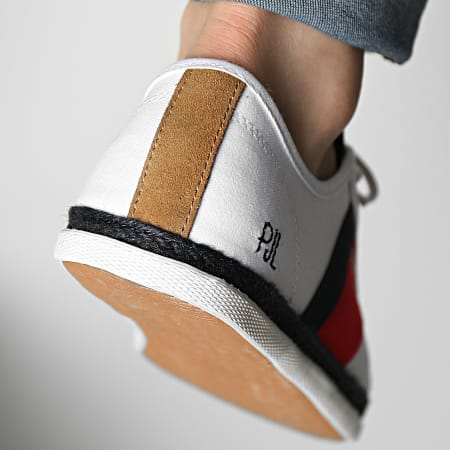 Pepe Jeans - Baskets Maui Blutcher PMS30710 White