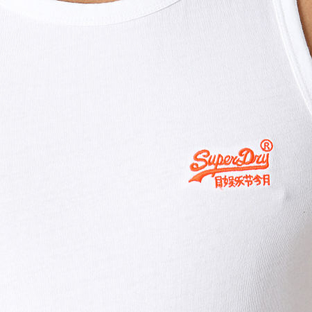 Superdry - Débardeur OL Neon Lite M6010615A Blanc