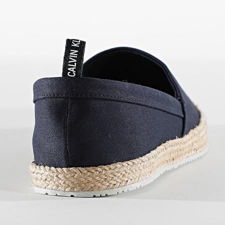 Calvin Klein Jeans - Espadrilles Femme Printed Co 0035 Night Sky
