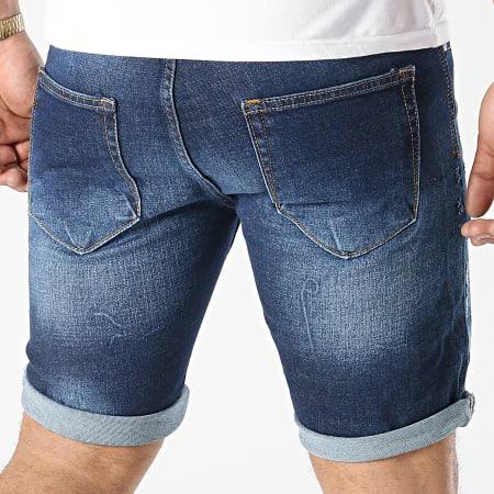 Classic Series - Short Jean 3065_2 Bleu Denim