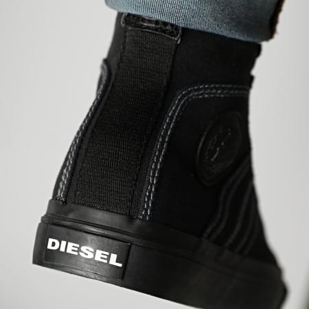 Diesel - Baskets Montantes S-Astico Mid Lace Y01874-PR012 Black