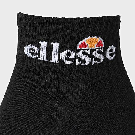 Ellesse - Lot De 6 Paires De Chaussettes SBGA1570 Noir