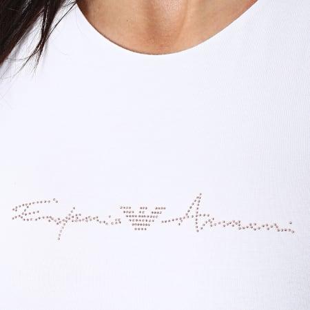 Emporio Armani - Body Femme 164424-1P223 Blanc