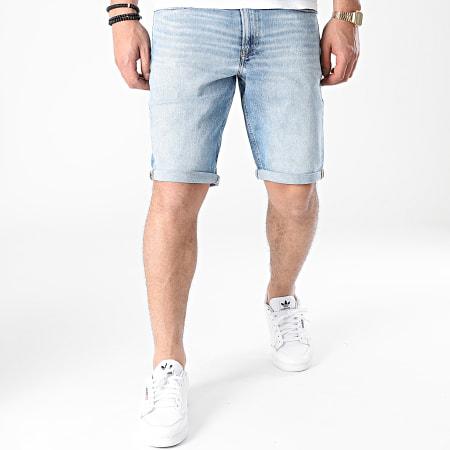 Calvin Klein Jeans - Short Jean 7745 Bleu Denim