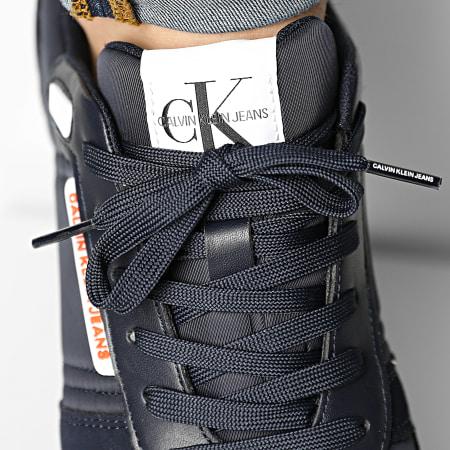 Calvin Klein Jeans - Baskets Runner Sneaker Laceup 0038 Night Sky