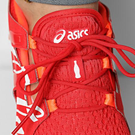 Asics - Baskets Gel Quantum 90 1023A062 Coke Red White