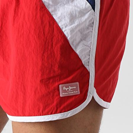 Pepe Jeans - Short De Bain Tomeo PMB10271 Rouge