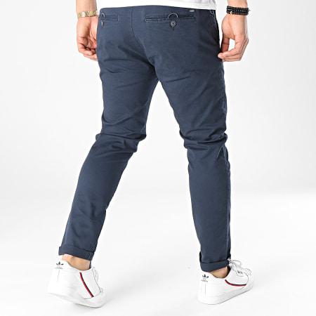 MZ72 - Pantalon Chino Esto Bleu Marine