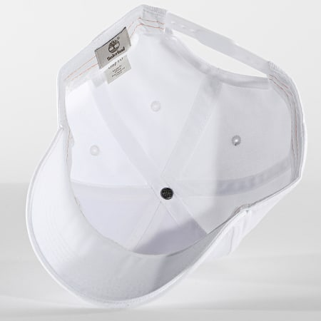 Timberland - Casquette A1X2D Blanc