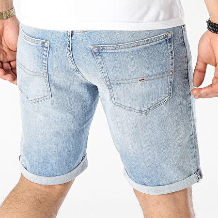 Tommy Jeans - Short Jean Slim Scanton 0559 Bleu Denim