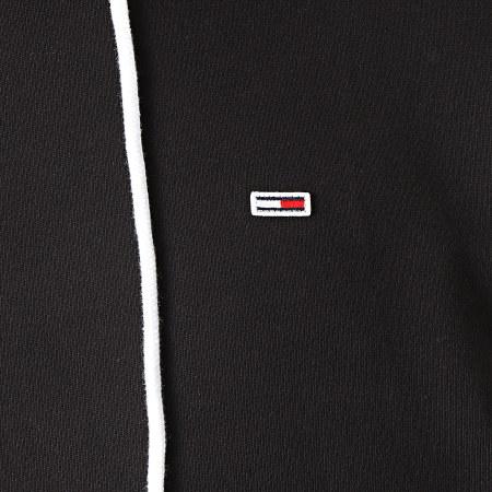 Tommy Jeans - Sweat Capuche RWB 0657 Noir