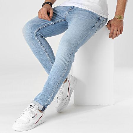 Tommy Jeans - Jean Skinny Simon 9880 Bleu Denim