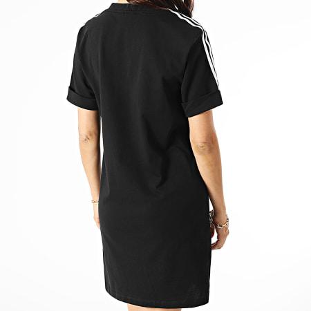 Adidas - Robe Femme A Bandes GN2777 Noir