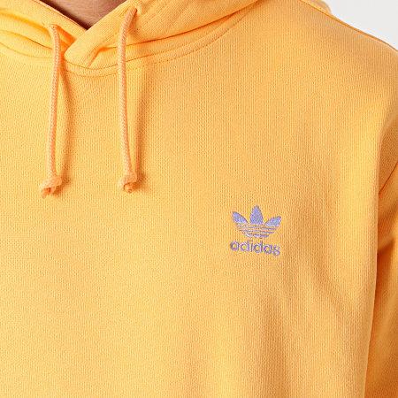 adidas - Sweat Capuche Essential GN3390 Orange