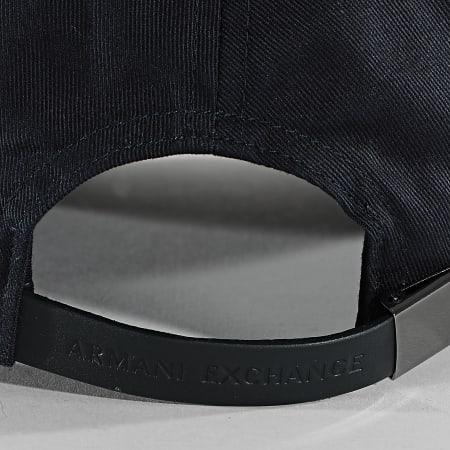 Armani Exchange - Casquette 954202-1P115 Noir