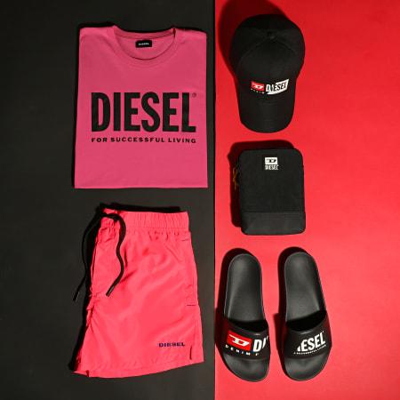 Diesel - Claquettes Y02651-P3981 Black