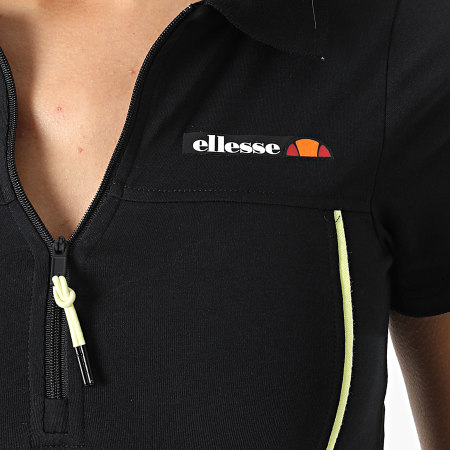 Ellesse - Robe Polo Femme Lara SGI11106 Noir