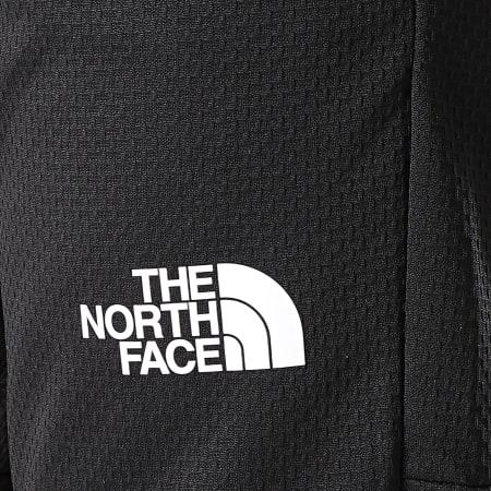 The North Face - Pantalon Jogging A5577 Noir Réfléchissant