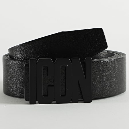Uniplay - Ceinture Icon 01 Noir Noir