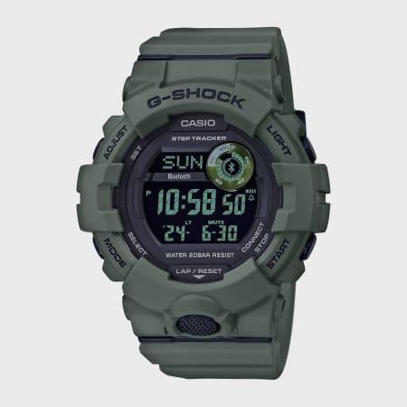 Casio - Montre G-Shock GBD-800UC-3ER Vert Kaki