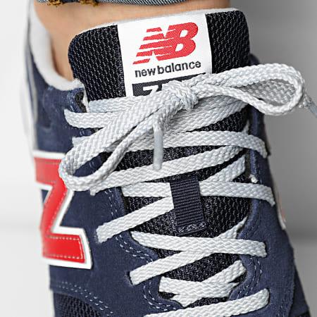 New Balance - Baskets Classics 373 ML373CS2 Navy